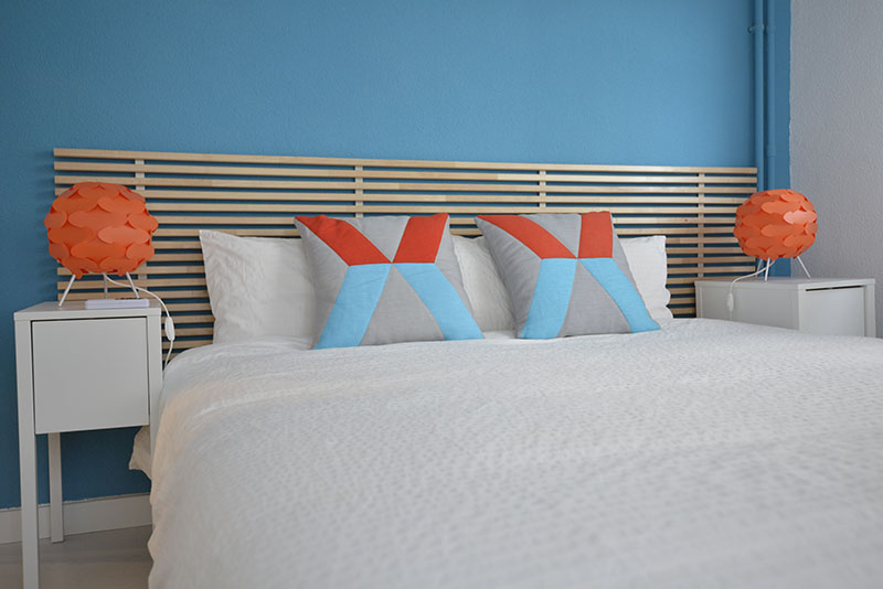 Hostales en madrid woohoo hostal madrid for Diseno de hostales