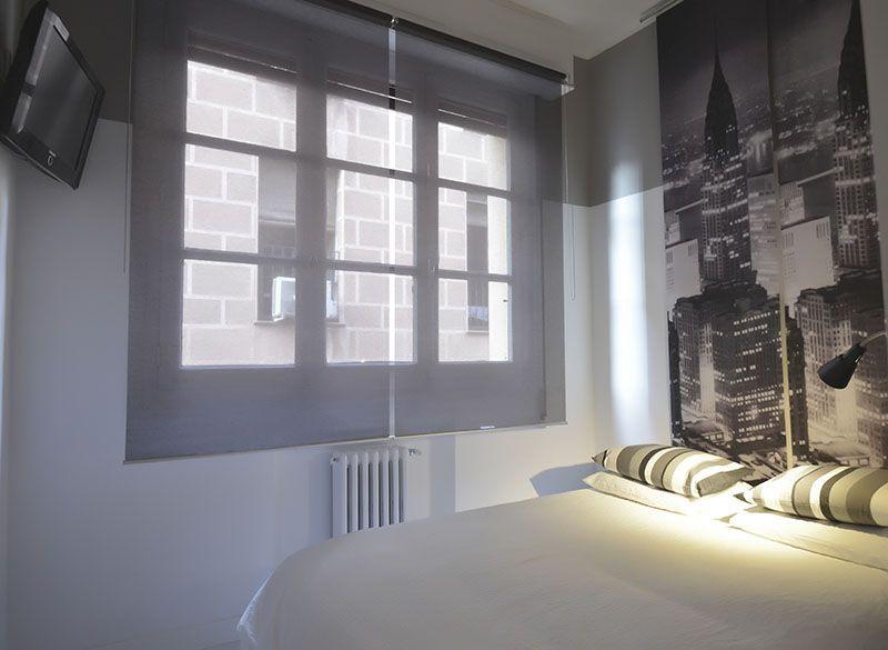 un hotel barato en madrid: