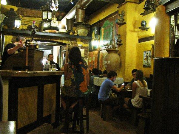 Bar Malaespina madrid